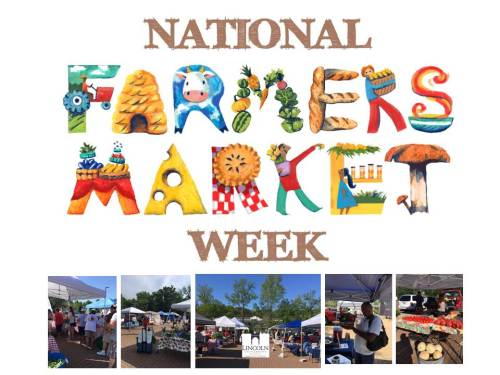 Ntional farmers market week-2017